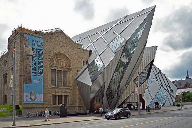 Royal Ontaio Museum Canada