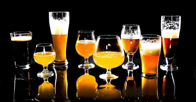 10 glasses of beer that will enrich your beer experience.